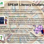 Literacy challenges undated